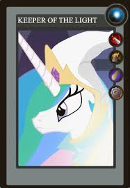 mlp dota 2 animated card keeper of the light by yudhaikeledai on