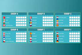 Uefa works to promote, protect and develop european football across its 55 member associations and organises some of the world's most famous football competitions, including the uefa champions league, uefa women's champions league, the uefa europa league, uefa euro and many more. Check Euro 2020 Complete Groups And Latest Team Standings Points Table