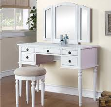 white makeup vanity table bitdigest design ideas throughout set remodel 4