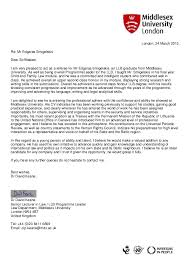 academic reference letter reference letter university ideas of academic reference letter for
