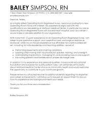 Sample Cover Letter For New Grad Nurse Sample Registered Nurse Cover Letter Registered Nurse Resume Cover