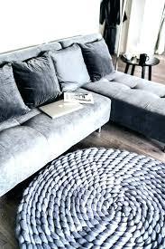 pottery barn chunky jute rug a1537 new wool