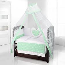 <b>Комплект</b> в кроватку <b>Beatrice Bambini</b> Cuore Stella (6 предметов ...