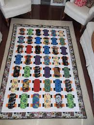 Skateboard Quilt Patterns - Patterns Kid & Grandsons Skateboard Quilt 960x720 · You ... Adamdwight.com