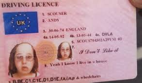 Comedy A Know Chortle The Guide Punching 'yeah Up 'that's Uk I ' Fake Id 2018 '