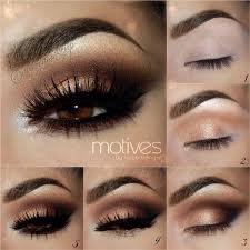 dramatic makeup looks for brown eyes 7208