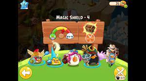 Angry Birds Epic Magic Shield Level 4 Walkthrough