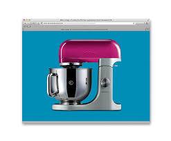 Colourful Kitchen Appliances Kmix Graphics Workshop