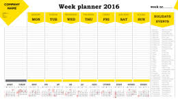 Should You Plan Your 2016 On Paper Or Online Talk Business
