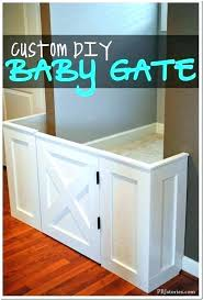 large dog gates for house how to make a custom built indoor tall