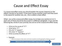 essay of causes and effects of smoking  essay of causes and effects of smoking