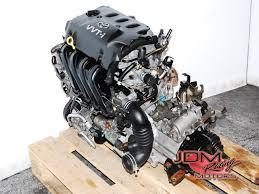 Purchase JDM 2NZ-FE 2NZ TOYOTA YARIS ECHO VITZ bB SCION xB 1.3L VVTI ...