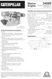 find the best diesel engine transmission and generator brochures now cat 3406e brochure 1 jpg