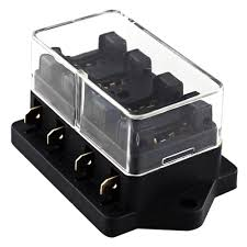 high quality blade fuse block promotion shop for high quality universal car truck car styling 4 way circuit standard blade fuse box block holder fuses make your driving more safe