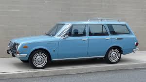 13,392 Miles! 1971 Toyota Corona Mk. II Wagon