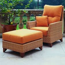 rausch outdoor wicker lounge chair