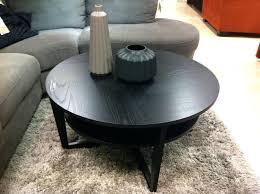 black coffee table ikea gorgeous ikea round coffee table ikea round wood coffee table ck collection