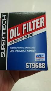 Super Tech Filters Chart Rational Supertech Oil Filter Chart 2019