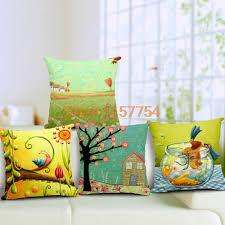 Acquista allingrosso online giallo divano cuscini da grossisti