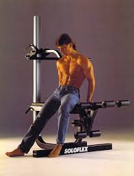 I Used To Have One Of These The Soloflex Machine Retro