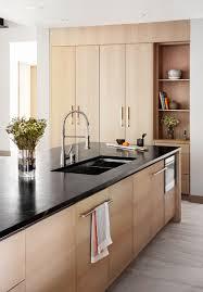 Light Wood Kitchen Cabinets Modern Martis Dunsmuir Home By Sagemodern Sagemodern Com