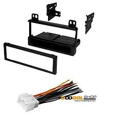 ford 1999 2003 f 150 car stereo dash install mounting kit wire ford 1999 2003 f 150 car stereo dash install mounting kit wire harness