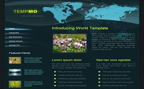 Free Css Website Templates Awesome Free CSS News Blog HTML Website Template