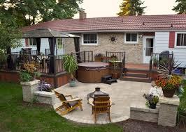 backyard decking designs. Unique Designs 77 Cool Backyard Deck Design Ideas  Httpswwwfuturistarchitecturecom18722backyarddeckshtml With Decking Designs M