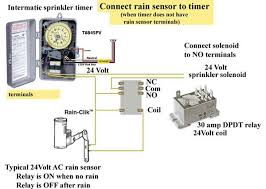 add rain sensor to t8845pv sprinkler timer add rain sensor to t8845pv sprinkler timer waterheatertimer org