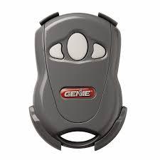 genie garage doorsShop Genie Garage Door Opener Remote at Lowescom