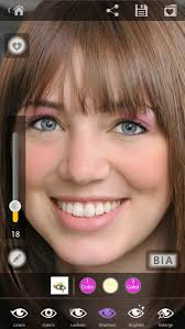 perfect365 an app to add makeup effects beautify your pictures before uploading beauty makeup photo editor apk free
