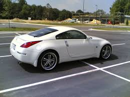 nissan 350z white. Contemporary White Click Image For Larger Version Name LotZjpg Views 5854 Size 4312 Intended Nissan 350z White A