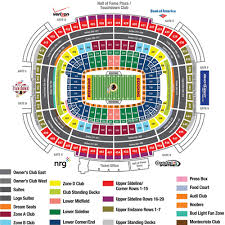 Factual Fedexfield Seat View Fedex Stadium Map Washington