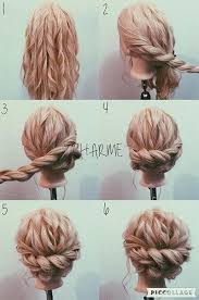 прически стрижки Hair Zapletené Vlasy Vlasy A účesy S Copánky