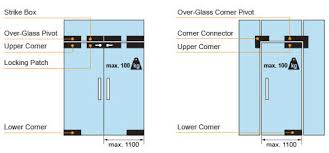 glass door patch options 5 and 6