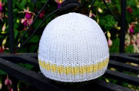 Knit Baby Hat Pattern Circular Needles Inspiration How To Knit A Basic Baby Hat Free And Easy Pattern With Stepby