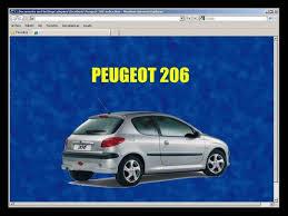 Peugeot 206 Service Manual - Manual de Taller - Manuel de Reparation ...