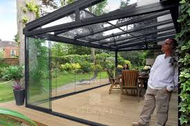 bespoke design glass rooms