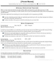 Student Cv Template For First Job Cv Template For Teaching Job Graduate Teaching Assistant Sample Cv