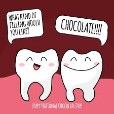 happy national chocolate day funny.  Funny NATIONAL CHOCOLATE DAY Is Oct 28 Dark Chocolate Contains Antioxidants  Good For Teeth And Oral Health Uploaded By User And Happy National Chocolate Day Funny D