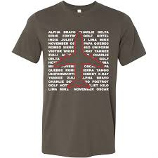 Although often called phonetic alphabets, spelling alphabets are unassociated with such phonetic transcription systems as the international phonetic alphabet; Aviation Phonetic Alphabet Pilots Airplane T Shirt Lifehiker Designs