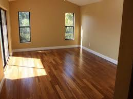 morning star bamboo flooring with empty spaces