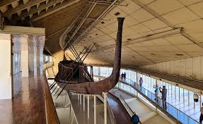 Reconstruction of Khufu's Second Ship is Nearly Complete