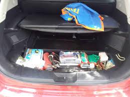<b>Перегородка в багажник</b> — Nissan X-Trail, 2.0 liter, 2014 year on ...