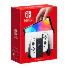 Nintendo Switch OLED Model White