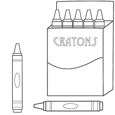 Small Picture Crayon Free Printable Coloring PagesFreePrintable Coloring Pages
