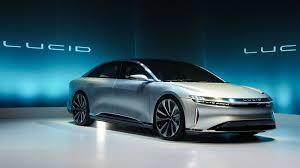 Lucid Shows Mph Electric Car At New York Auto Show Roadshow