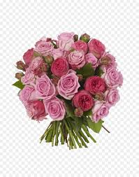flower bouquet rose pink pink roses flowers bouquet png free