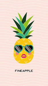 55 Cute Pineapple Wallpapers Download At Wallpaperbro