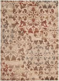 surya riley rly 5009 red area rug